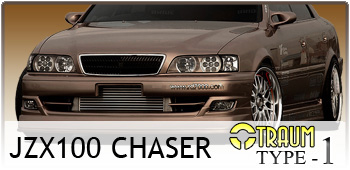 JZX100 CHASER Type-1【TRAUM】